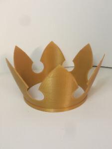 Kingdom Hearts Sora Crown Cosplay Prop