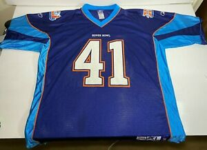 REEBOK Chicago Bears Indianapolis Colts Limited SUPER BOWL 41 XLI NFL Jersey |XL