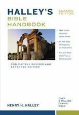 Halley's Bible Handbook, Classic Edition: Completely Revised And Expanded Edi...