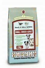 Wellbeloved Duck and Rice Small Breed Adult 1.5kg - 18717