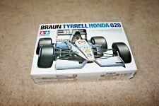 Tamiya 1:20 Scale Braun Tyrrell Honda 020 Model Kit - Sealed - Nakajima/Modena