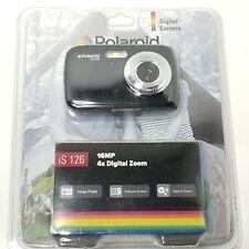 Polaroid IS126 16mp Digital Camera- Black Brand New Sealed Free Shipping