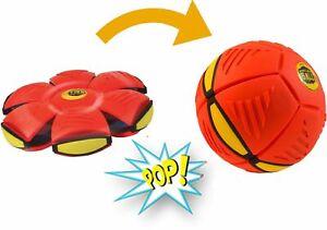 Goliath Toys - Phlat Ball V3 - Throwing Ball - Disc Frisbee