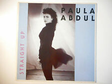 "MAXI 12"" POP 80s  ▒ PAULA ABDUL : STRAIGHT UP ( 12"" REMIX - 6'52 )"