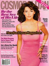 Cosmopolitan 2/99,Shania Twain,February 1999,NEW