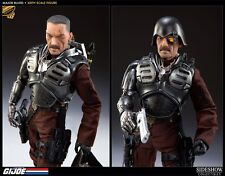 Sideshow GI Joe Exclusive Major Bludd NEW MIB With Alt Head 1/6 Scale