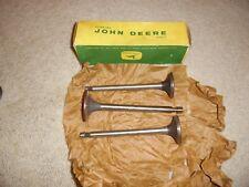 John Deere NOS Valve Set  D3411R  (40502)