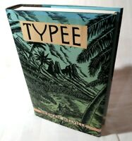 Typee  by Herman Melville, *Like New* Book of the Month Club * PERFECT SHAPE*