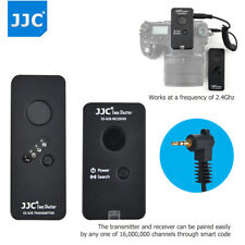 JJC Wireless Remote Control Es-628c2 for Canon Eos1500d 80d 100d G5 Pentax Etc.
