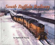 SOUTH BUFFALO RAILWAY: Lackawanna and Bethlehem Steel-owned (Out of Print & NEW)