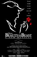 Beauty and The Beast (Broadway) Movie POSTER 11 x 17 Terrence Mann, A