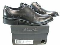 KENNETH COLE NY Men's TOTAL WIN Black Leather Lace-Up Oxford US 8.5 M KM62281LE