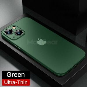 Ultra Thin Matte Case For iPhone 13 Mini pro max iphone 13 pro max phone case