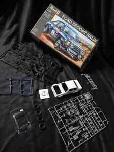 Kit 1:24 Revell  Ford Escort MK2 RS1800