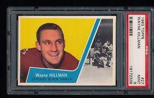 1963 Topps WAYNE HILLMAN #27 PSA 9