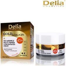 Delia Gold & Collagen No Wrinkle Multi Firmer Concentrated Day Night Face Cream