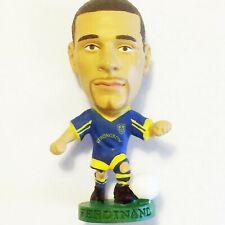 FERDINAND Leeds Utd Away Corinthian Prostars Collectors Edition Loose PRO541
