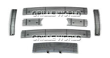 For 2009-2012 Ford F150 Lariat/King Ranch Billet Premium Grille  Combo