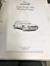 Jaguar Sedan Range 1996 Electrical Guide