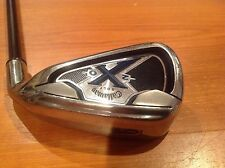CALLAWAY X20 6 IRON GRAPHITE REGUALR LOW KICK POINT VERY GOOD CONDITION