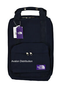 The North Face Purple Label Nanamica Navy Nylon 2Way Day Pack Backpack New