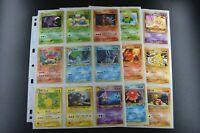 Complete Japanese Neo Revelation Set 55/55 Pokemon Cards Ho-Oh Entei Celebi