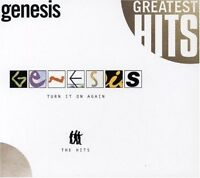 GENESIS : Turn It On Again: The Greatest Hits - CD New Sealed