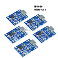 2/5/10PCS 5V 1A Micro USB Lithium Battery Charging Board Charger Module TP4056