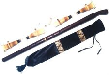 BASS Duduk Professional Armenian 4 reeds 2 CD case Flute Mey NEW