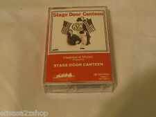 Stage Door canteen Heartland music Tape 1 boogie bugle boy RARE Cassette Tape