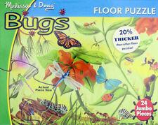 Melissa & Doug Bugs 24pc Floor Puzzle