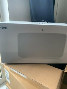 Sonos Play Five Speaker Wireless Wifi Multi-Room - White NEW SEALED