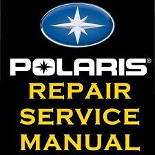 Polaris Sportsman 400 500 2000 2001 2002 2003 REPAIR SERVICE MANUAL