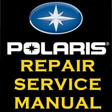 Polaris TrailBlazer 250 400 2003 2004 2005 2006 REPAIR SERVICE  MANUAL
