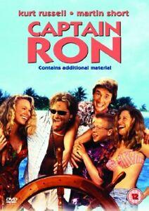 Captain Ron (Kurt Russell, Martin Short) New DVD R4