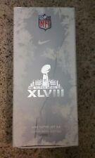 NIKE Vapor Jet 3.0 Super Bowl XVIII Skilled Players Football Gloves NIB Large