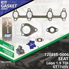 Gasket Joint Turbo SEAT Leon 1.9 TDI 720855-6 720855-5006S 720855-0006 ASZ-020
