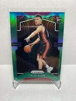 2019-20 Panini Prizm TYLER HERRO Green Prizm Rookie RC Card #259 Miami Heat