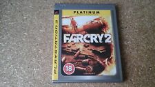 FARCRY 2 - PLATINUM EDITION (PS3) USED