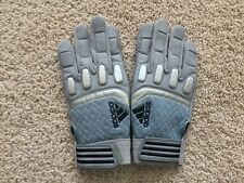 NEW Adidas SCORCH DESTROY football lineman gloves men 2XL Grey