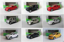 Mercedes Contemporary Plastic Cars, Trucks & Vans