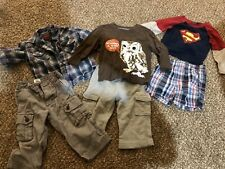 Toddler Boy 12-18 Month Clothing Shirts Pants Lot