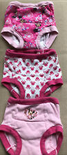 Disney Minnie Mouse Toddler Girls Potty Training Pants Size 2T