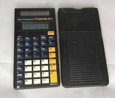 Texas Instruments TI-30SLR+ Scientific Calculator With Cover Solar