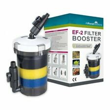 Fishpond Filter Booster EF-2 External Supplementary Canister Standalone Strainer