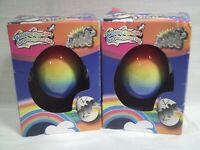 Hatching Growing Surprise Unicorn Egg 2 Pack