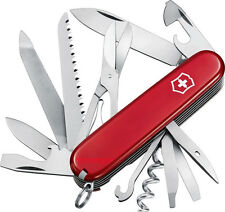 Victorinox Swiss Army Red Ranger Knife 53861 NEW in BOX