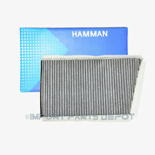 Mercedes-Benz AC Cabin Air Filter Charcoal Carbon Hamman OEM Quality 2038300918