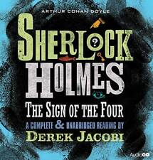 Sherlock Holmes: The Sign Of The Four NEW-SEALED FREE 1st Class DELIVERY