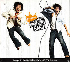 The Naked Brothers Band-2007-TV Series- Soundtrack CD